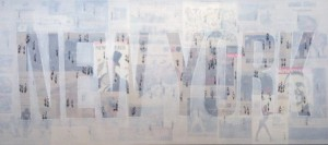 """New York Collage""