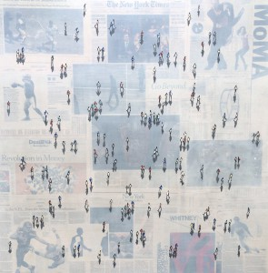 """Shadows on New York Times II""